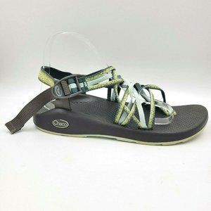 Chaco ZX3 Yampa Stardust Strappy Hiking Sandals10